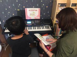 桂で出張ピアノ教室!