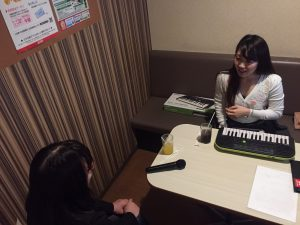 枚方市で出張ボーカル・ボイトレ教室!