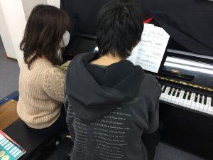 長尾で出張ピアノ教室!