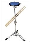ドラム練習パッド+スティック