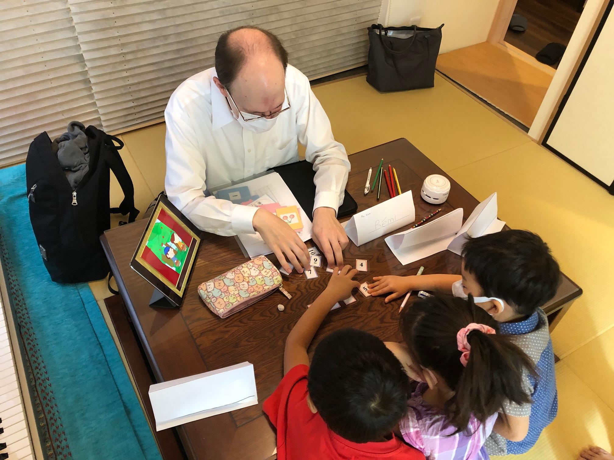 中谷寺フランス語教室の体験レポ